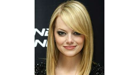 side swept bangs oblong face 7 exclusive hairstyles for oval faces