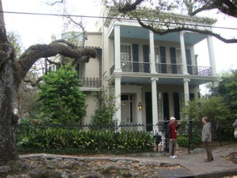 anne rice house anne rice house picture of historic new orleans tours new orleans tripadvisor