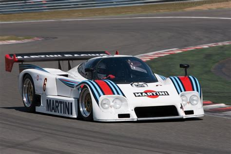 Lancia Race Car by Lancia Lc2 Vintage Race Cars Martini