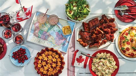 what canadians eat for canada day sobeys inc