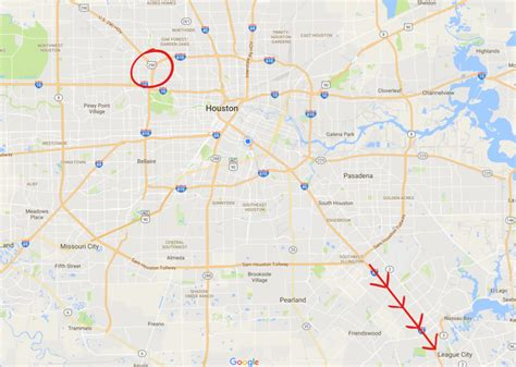 houston map highways weekend highway closures planned for i 45 and highway 290