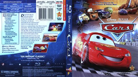 download film cars 3 bluray cars blu ray dvd cover 2006