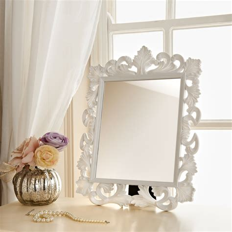 white dressing table mirror ornate dressing table mirror ornate cheap mirrors