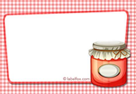 Quittengelee Etiketten Selber Machen by Gratis Marmeladen Etiketten Als Word Vorlage Zum