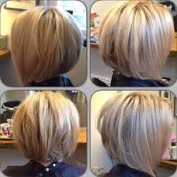 hair cuts showing back show back of bob haircuts short hairstyle 2013