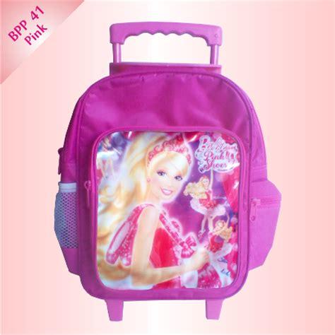 Tas Ransel Anak Sekolah Cewek Perempuan Motif Hello Gr20 Pink tas sekolah trendy images