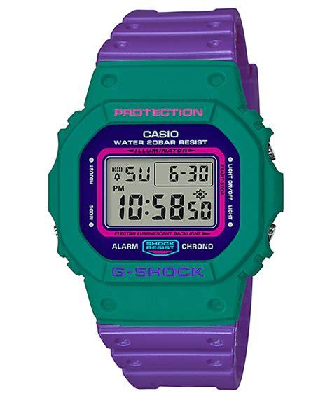 G Shock Dw 5600tb 6 Original dw 5600tb 6 special color models g shock timepieces casio