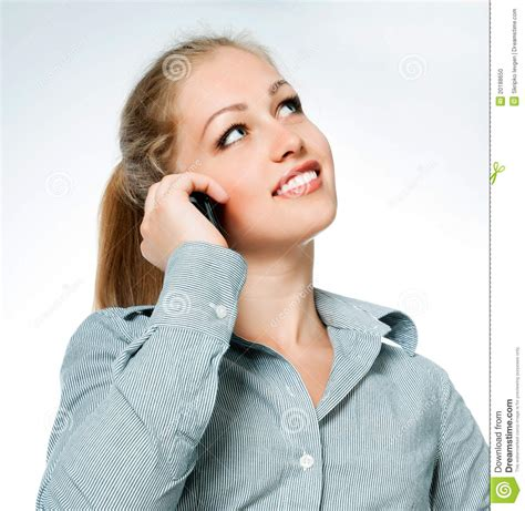 Or The Phone Business On The Phone Calls Stock Photo Image 20188650