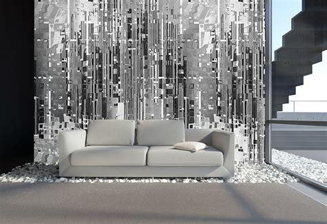 wohnzimmer tapete modern wandgestaltung wohnzimmer wei 223 kreative wohnideen f 252 r