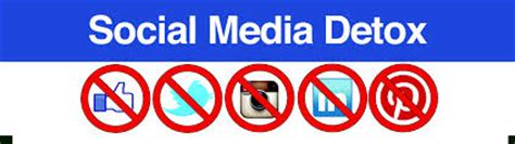 Detox Social Media by Do You Need A Social Media Detox Web Africa Blogweb