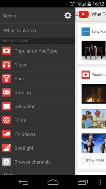 aptoide youtube tv background tube download apk for android aptoide