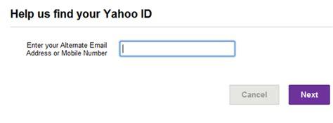 cara membuat password yahoo messenger cara mengatasi lupa password yahoo messenger dan yahoo