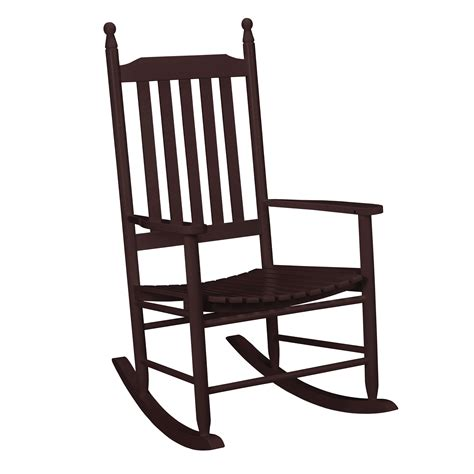 rocking swing chair casa pro rocking chair quot texas quot brown chair swinging