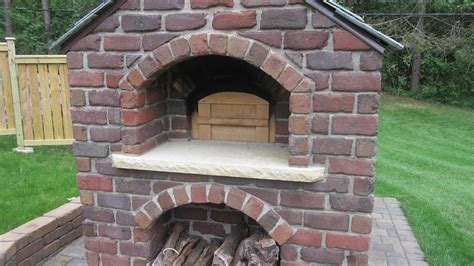 How To Build A Backyard Brick Oven by Plans To Build Brick Oven Plans Free Pdf Plans