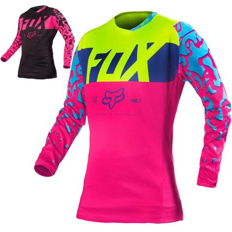 womens motocross jerseys 1000 ideas about fox racing jerseys on
