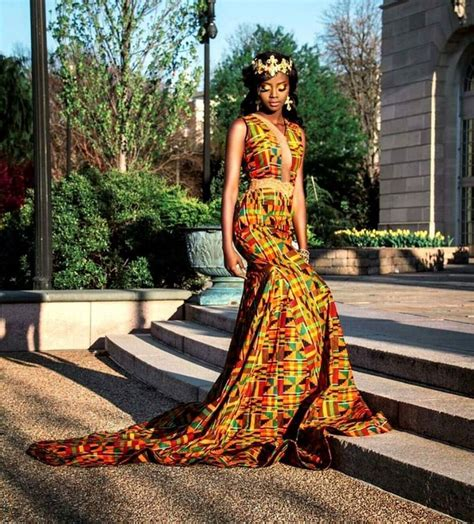 my african eveningoccasion gowns fashion training fashion 8 956 best african kente styles images on pinterest