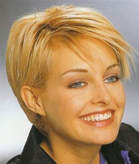 Best photo of the haircut great short haircuts for fine hair for you