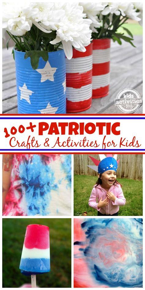 patriotic crafts for 100 patriotic crafts and activities