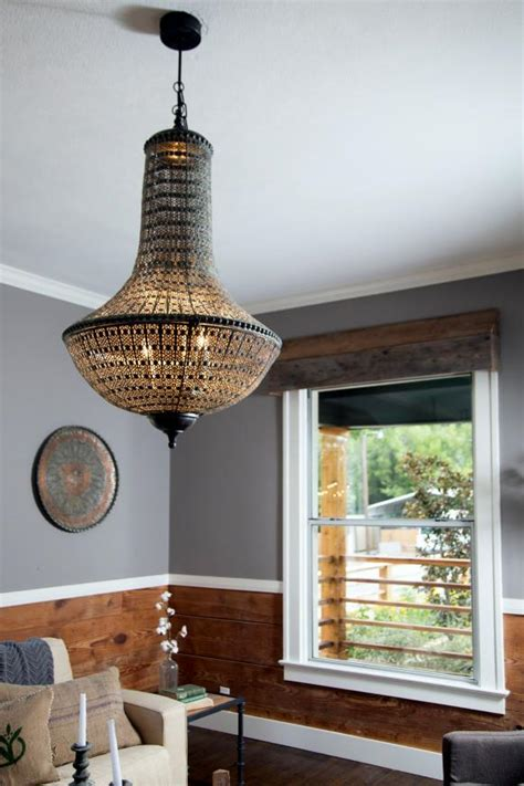 Eclectic Light Fixtures How To Overcome Design Obstacles Faced By Time Homeowners Hgtv S Decorating Design