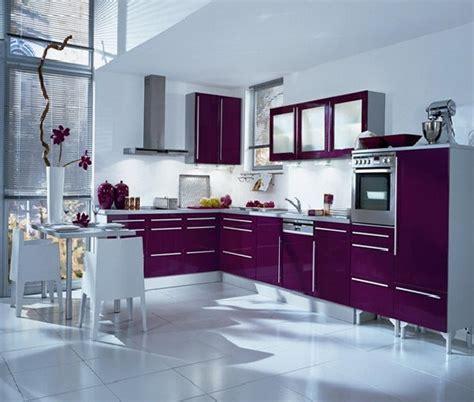 purple color kitchen designs quicua purple and lilac kitchen in the interior best of interior design