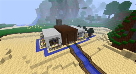 minecraft beach house my minecraft beach house exterior by lilgamerboy14 on deviantart