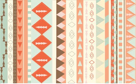 tribal pattern background tribal print desktop wallpaper handmade in the heartland