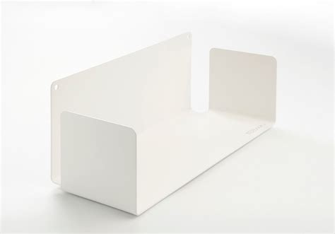 mensole porta dvd mensole porta dvd set di 6 45 cm acciao