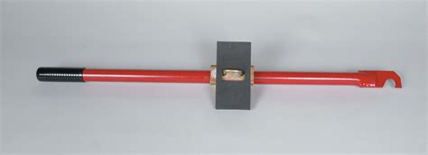 Door Hinge Adjustment Tool by Latch Assembly
