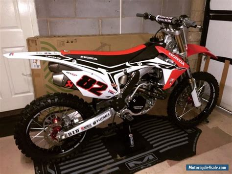 450 motocross bikes for sale 2015 honda crf for sale in united kingdom