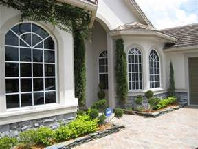 House With Bay Windows Pictures Designs Lowest Price Home In Versailles Wellington Gated Community Versailles Bay Window Exterior