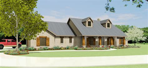 texas country house plans texas hill country ranch s2786l texas house plans over