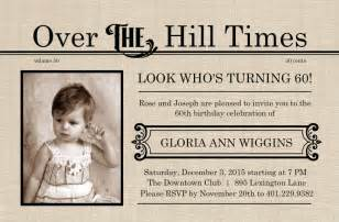 free printable 60th birthday invitations templates 60th birthday invitations birthday invitations