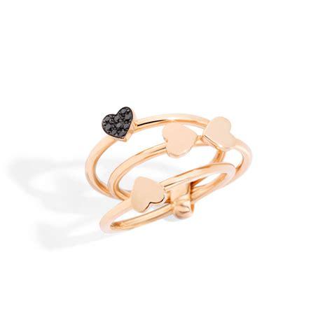 anello pomellato cuore anelli dodo