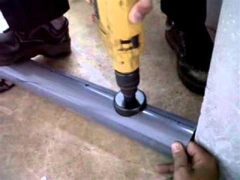 Pipa Bekas Hidroponik cara membuat lubang paralon hidroponik