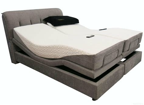 queen size adjustable bed modern luxury queen size smart flex v2 electric adjustable