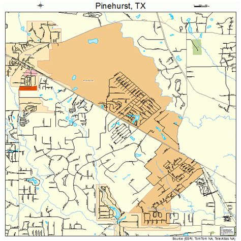 pinehurst texas map pinehurst tx pictures posters news and on your pursuit hobbies interests and worries