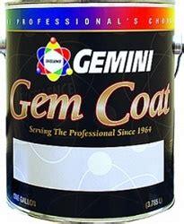 gemini gem coat precatalyzed lacquer gallon