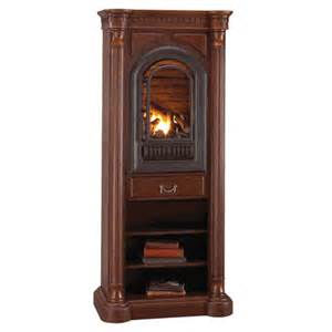propane fireplace ventless athens wall tower mantel with arched ventless fireplace