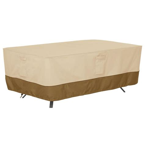 large patio table cover classic accessories veranda x large rectangular patio