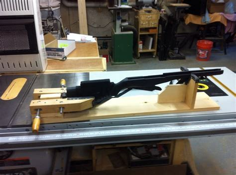 shooting bench rest plans woodworking projects that sell gun rest homemade gun