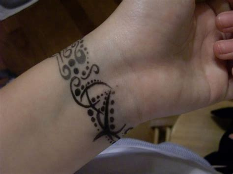 tribal tattoos for wrist 22 beautiful tribal wrist tattoos only tribal