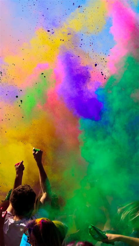 holi color powder wallpaper holi festival of colours indian