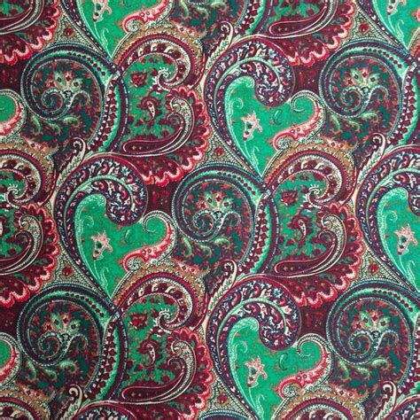 printable fabric wholesale paisley print fabric cotton polyester broadcloth 60