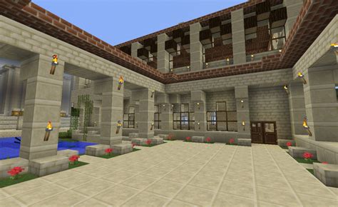roman house roman house style minecraft project