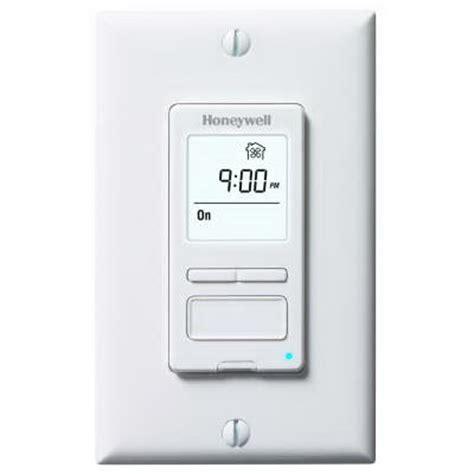 honeywell bath fan control honeywell hvc0001 digital bath fan timer control 120 volt