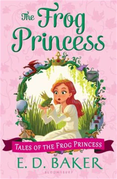the frog princess the tales of the frog princess series