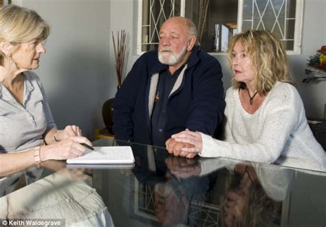 maria steen parents reeva steenk parents barry and june speak about their