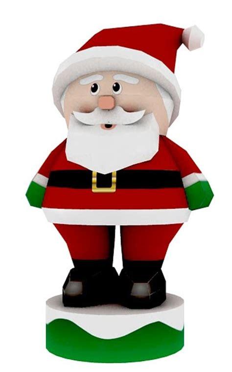 Santa Claus Paper Craft - santa claus papercraft papercraft paradise papercrafts