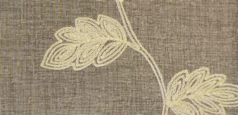embroidered sheer drapery fabric lavinia ivory embroidered sheer drapery fabric