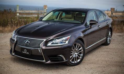 Auto Ls by Lexus Ls460 Review Fleet
